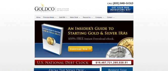goldco direct review