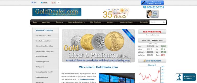 GoldDealer.com