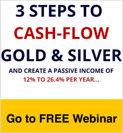 Gold and Silver for Life Webinar