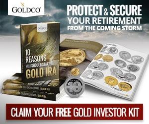 goldco free kit
