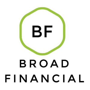 broad financial logo