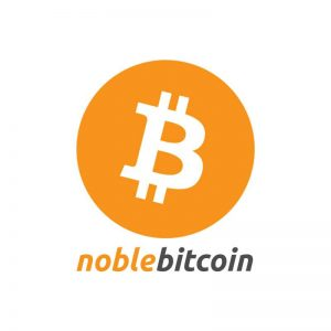 noble bitcoin logo